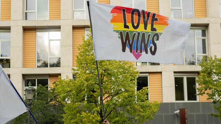 Cover for Morgantown, WV bans youth conversion therapy, becomes 99th U.S. community or county