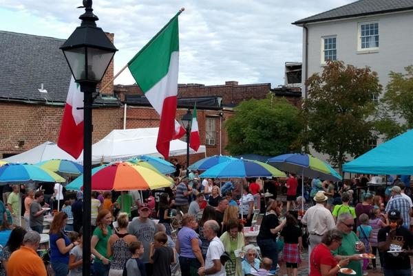 Picture for Pizza Palooza brings the party to Market Square this Saturday