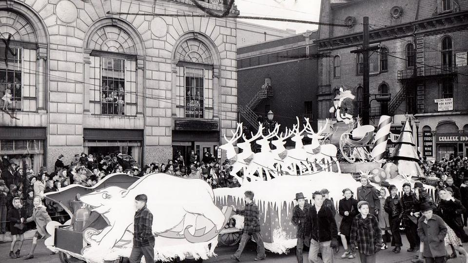 Move over, Macy's! The Rike's Toy Parade was an early Dayton Thanksgiving tradition
