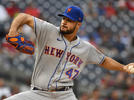 Picture for Mets place left-hander Joey Lucchesi on IL due to elbow inflammation