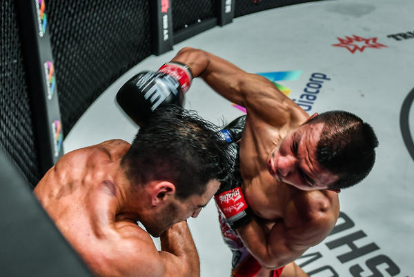 Picture for Capitan Defends World Title In 5-Round Thriller