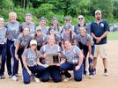 Picture for Rebels advance to state behind Chloe Elliott's arm, clutch hits