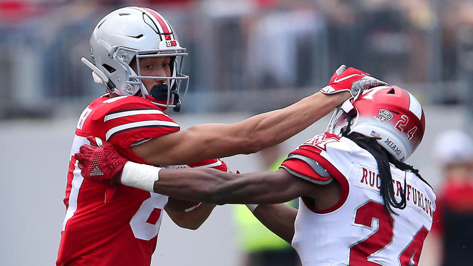 Picture for Ohio State Wide Receivers Jaylen Harris, Ellijah Gardiner Reportedly No Longer On Team