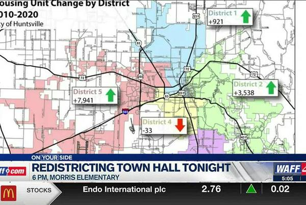 Picture for Councilmembers want to here your voice at redistricting town hall