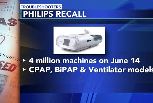 Picture for Troubleshooters: Consumers desperately searching for answers after major CPAP recall