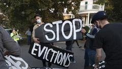 Cover for EXPLAINER: Will aid be enough to prevent Kansas evictions?
