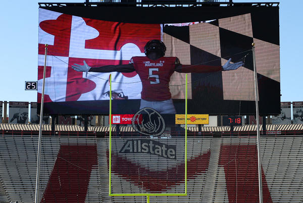 Picture for Maryland Debuts One Of The Largest Videoboards In America