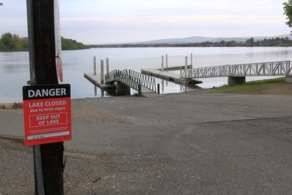 Picture for Drinking water safety after Columbia River closure