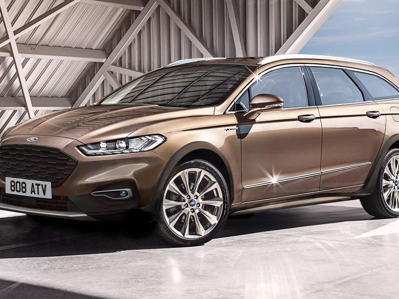 2021 ford fusion wagon  news break