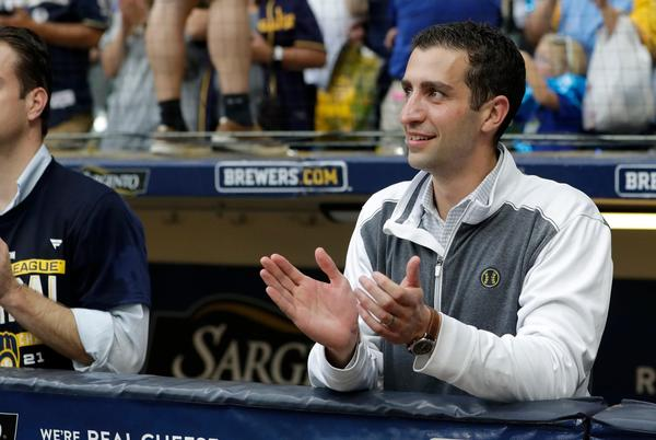 Picture for 'A successful season with a very disappointing ending': David Stearns wraps up Brewers' 2021 performance