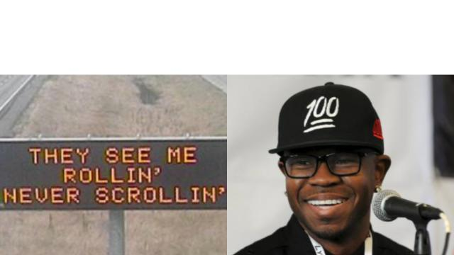 Picture for TxDOT features Chamillionaire lyrics to remind drivers to put down those smartphones!