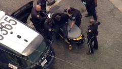 Cover for UPDATE: Despondent Man With Grenade Arrested After Standoff With San Jose Police