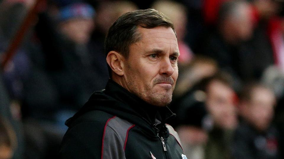 Picture for Paul Hurst could hand Julien Lamy his first start when Grimsby host Tranmere