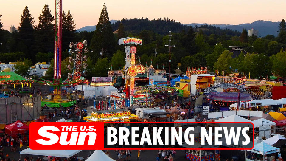 Picture for Lane County Fair shooting: One hurt as gunfire erupts and sends crowds fleeing in terror