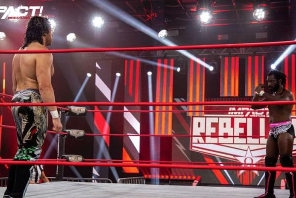 Picture for IMPACT Wrestling's Rich Swann Would Love To Face Kenny Omega Again
