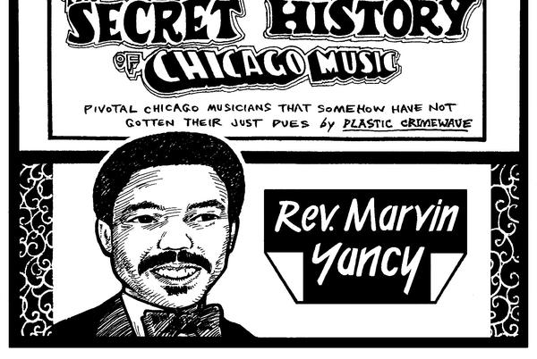 Picture for The Reverend Marvin Yancy's solo career lasted just one great album