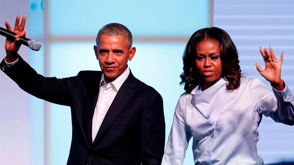 Picture for 'We're so lucky to have you': Michelle Obama posts heartfelt tribute to Barack Obama on Father's Day