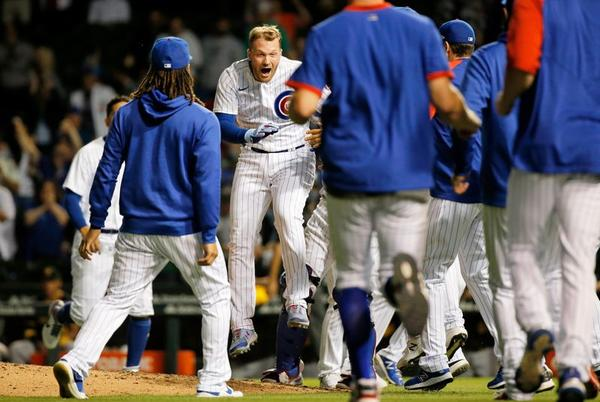 Picture for MLB Summary: Giants finish skid and move to Thailand for NL West lead