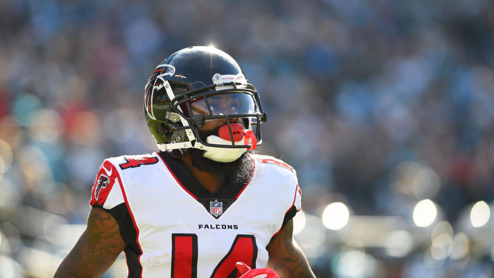 Picture for Bears are signing former Falcons WR Justin Hardy