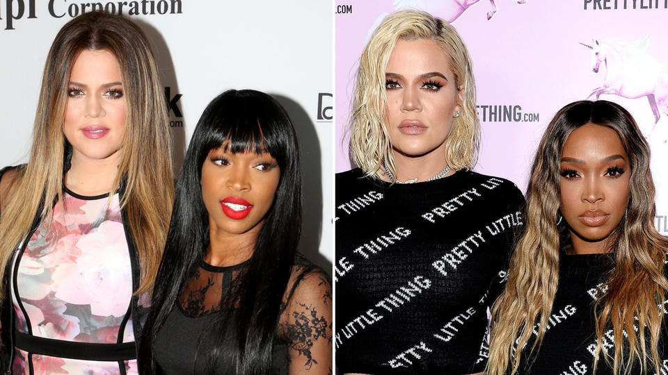 Picture for Khloe Kardashian and Malika Haqq, Snooki and JWoww and More Celebrity Best Friends Then and Now