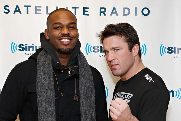 Picture for 'Just disgusting', Chael Sonnen rips Jon Jones over deleted tweet