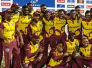 Picture for West Indies beat Australia 4-1 in T20 series as Evin Lewis hits 79 from 34 balls in final game