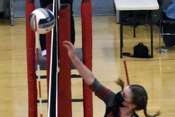 Picture for CVAC volleyball: Eagles top Chiefs