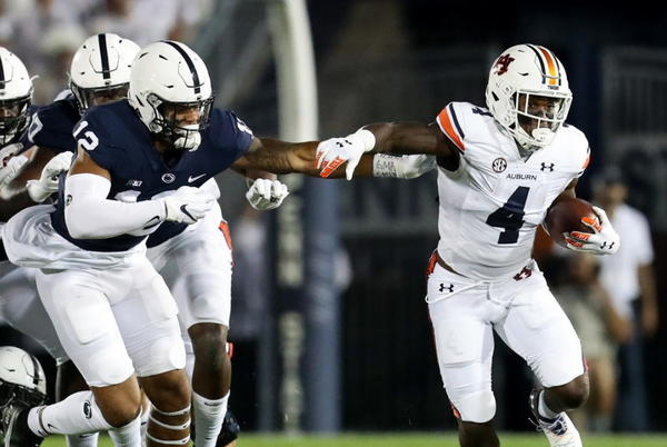 Picture for Rapid Reaction: Auburn drops the ball at Penn State's 'White Out'