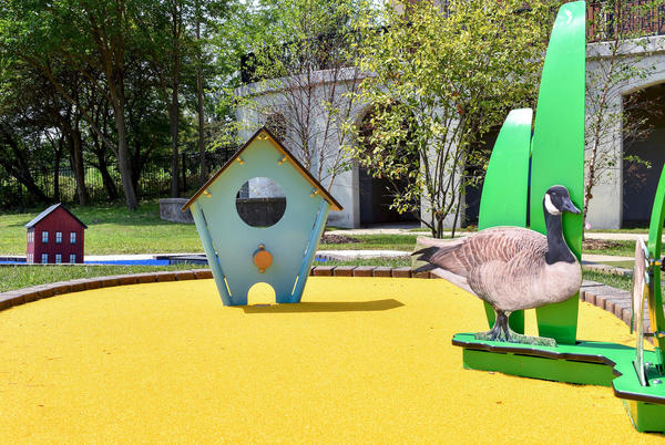 Picture for Birds and Mini Golf Merge In Chicago's Douglass Park