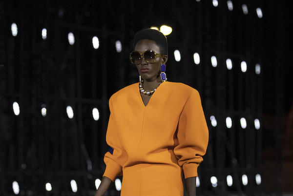 Picture for Saint Laurent Revisits a Radical Encounter with Paloma Picasso for SS22