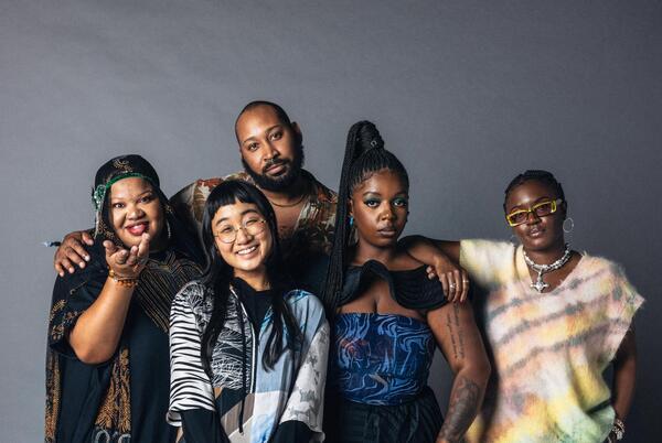 Picture for Pitchfork's 25 Next Roundtable: Yaeji, Bartees Strange, Amaarae, Angel Bat Dawid, and KeiyaA on the Future of Music