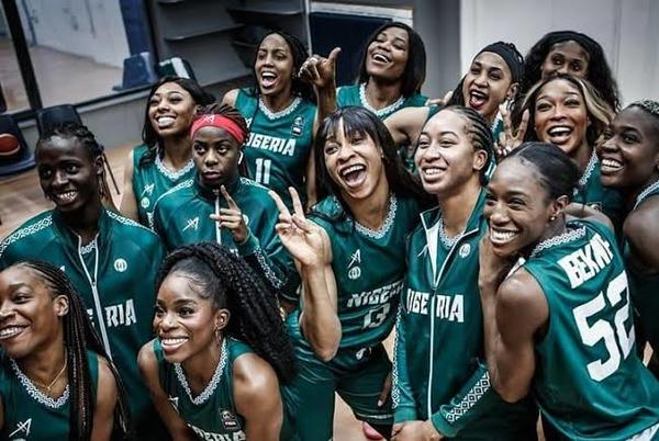 Picture for D'Tigeress win third consecutive Women's Afrobasket title
