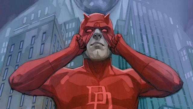 Chip Zdarsky and Marco Checchetto Share Their Daredevil Comic Plans | News Break