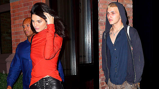 Kendall Jenner Anwar Hadid Leave The Same Hotel In Nyc As Romance Rumors Heat Up Pics News Break