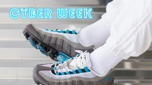Cyber Week Steals At Nike Uk Here S The Exclusive Trainers Just Discounted Black Friday The Sole Supplier News Break