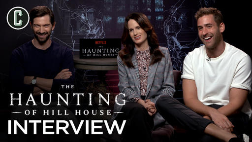 The Haunting Of Hill House Cast On Mike Flanagan And The Incredible 6th Episode News Break